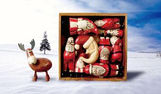 場と間|クリスマス