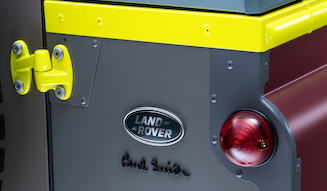Land Rover Defender For Paul Smith|ポール・スミス氏のランドローバー ディフェンダー