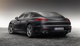 Porsche Panamera Edition|ポルシェ パナメーラ エディション