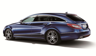 Mercedes-Benz CLS 220 Shooting Brake|メルセデス・ベンツ CLS 220 シューティングブレーク