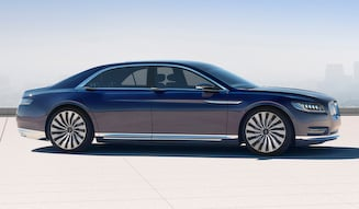 Lincoln Continental Concept|リンカーン コンチネンタル コンセプト