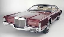 Lincoln Continental Mark IV(1972)|リンカーン コンチネンタル マークIV(1972年)