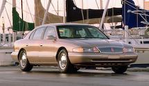 Lincoln Continental(1997)|リンカーン コンチネンタル(1997年)