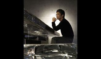 吉岡徳仁|ガラスの茶室