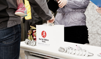 「Run for Children Tohoku at adidas RUNBASE 2015」 リポート 02