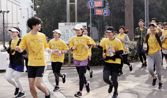 「Run for Children Tohoku at adidas RUNBASE 2015」リポート 09