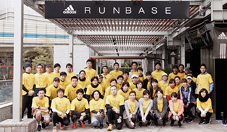 「Run for Children Tohoku at adidas RUNBASE 2015」 リポート 01