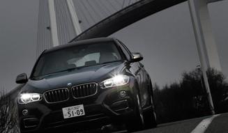 """BMW X6がいざなう北陸""""大人の隠れ家"""""""