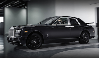 Rolls-Royce Project Cullinan engineering mule|ロールス・ロイス プロジェクト カリナン 開発試験車両