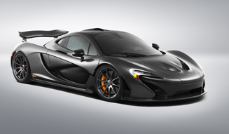 McLaren P1 マクラーレン P1