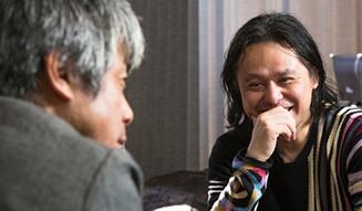 INTERVIEW|子供ばんど『ロックにはまだやれることがあるんじゃないのか』 うじきつよし×小町渉 08