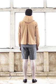 semoh 2015年春夏コレクション