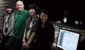 MUSIC│あたらしいクリエイティブの現場「レッドブル・スタジオ東京」 01