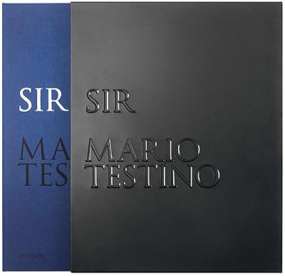 Mario Testino: SIR|book