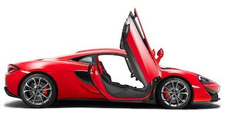 McLaren 540C Coupe|マクラーレン 540C クーペ