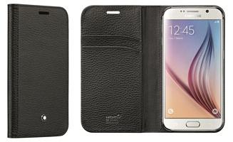 MONTBLANC|モンブラン 「Samsung Galaxy S6」カバー