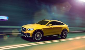 Mercedes-Benz Concept GLC Coupe|メルセデス・ベンツ コンセプト GLC クーペ