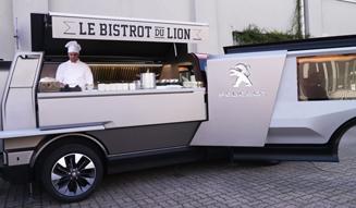 Peugeot|ミラノサローネ