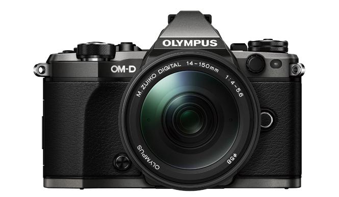 OLYMPUS|オリンパス「OM-D E-M5 Mark II」