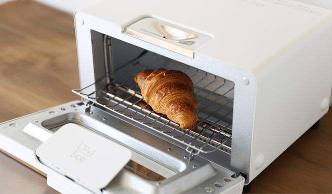 バルミューダ「BALMUDA The Toaster(K01A-WS)」