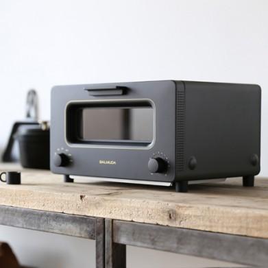 バルミューダ「BALMUDA The Toaster」(K01A-KG)