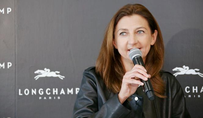ロンシャン秋の広告キャンペーンをアレクサ・チャン自身が語る