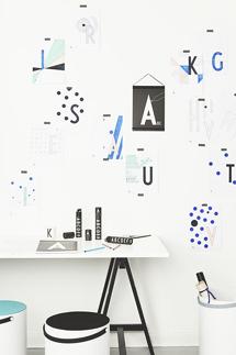デザインレターズ|アクタス二子玉川