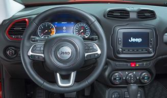 Jeep Renegade|ジープ レネゲード