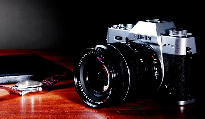 銀塩カメラのようなデザインが撮る喜びもかき立てる