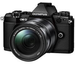 オリンパス「OM-D E-M5 Mark II」