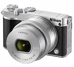 ニコン「Nikon 1 J5」