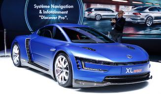 Volkswagen XL Sport|フォルクスワーゲン XLスポーツ