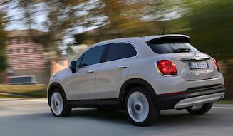 Fiat 500X|フィアット 500X