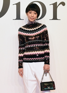 Christian Dior - Arrivals/Front Row - TOKYO Autumn/Winter 2015-16 Ready-To-Wear Show