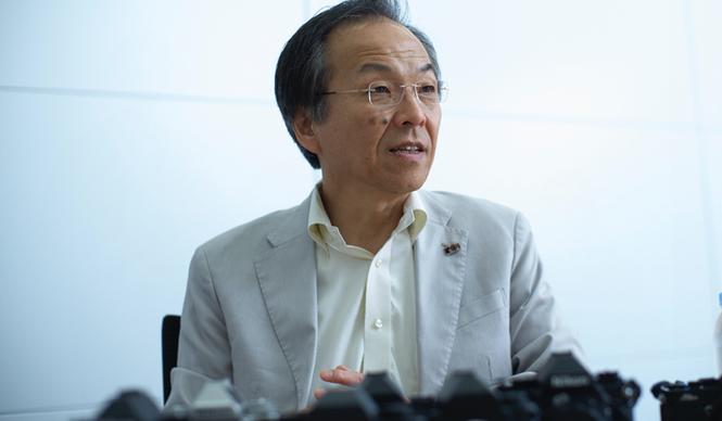 ニコンフェロー 映像事業部の後藤哲朗さん