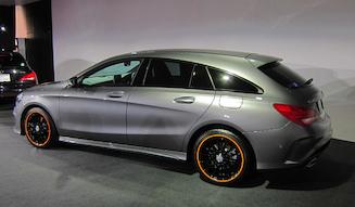 Mercedes-Benz CLA 250 Shooting Brake OrangeArt Edition|メルセデス・ベンツ CLA 250 シューティングブレーク オレンジアート エディション