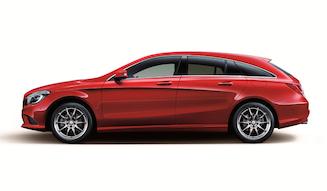 Mercedes-Benz CLA 180 Shooting Brake|メルセデス・ベンツ CLA 180 シューティングブレーク