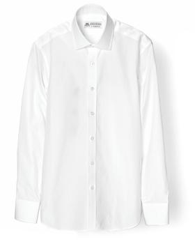 イングリッシュスプレッド/St.James ポプリンシャツ