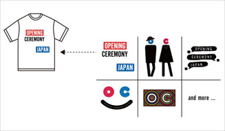 OPENING CEREMONY|mintdesigns