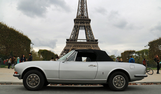 Peugeot 504 Cabriolet|プジョー 504 カブリオレ