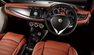 Alfa Romeo Giulietta Sportiva 105th Anniversary Edition|アルファロメオ ジュリエッタ スポルティーバ 105周年記念