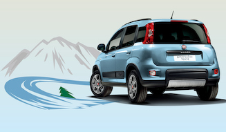 Fiat Panda 4x4 Comfort|フィアット パンダ フォーバイフォー コンフォート