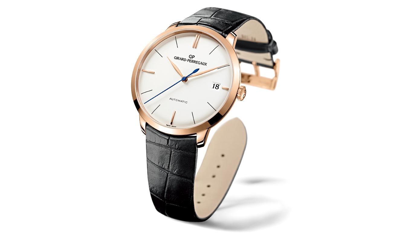 スイスで活躍する日本人時計師 第3回「ジラール・ペルゴ」植松 純さん
