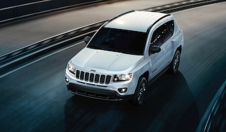 Jeep Compass Altitude 360° Vision|ジープ コンパス アルティテュード 360度ビジョン