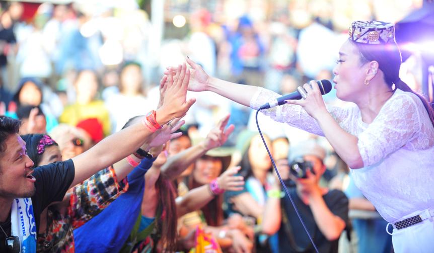 特集|夏の音楽フェスティバルカレンダー 2015