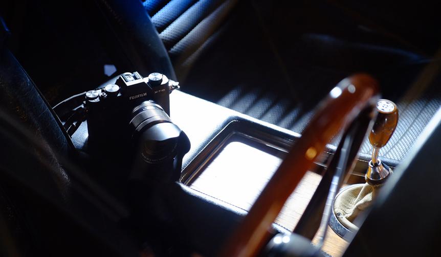 スーパーカー × FUJIFILM X-T10