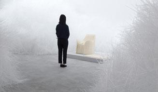 吉岡徳仁展|トルネード