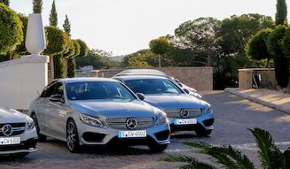 Mercedes-Benz C 450 AMG 4MATIC メルセデス・ベンツ C 450 AMG 4マチック