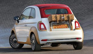 Fiat 500 フィアット チンクエチェント