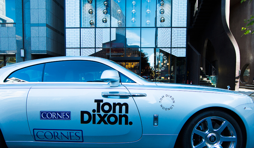 TOM DIXON|トム・ディクソン